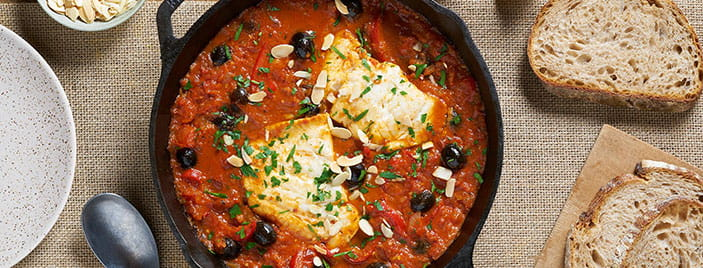 Basque Style Cod