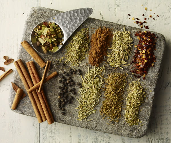 Smoked Spices