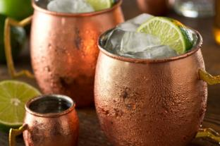 Warm up to The Kentucky Mule