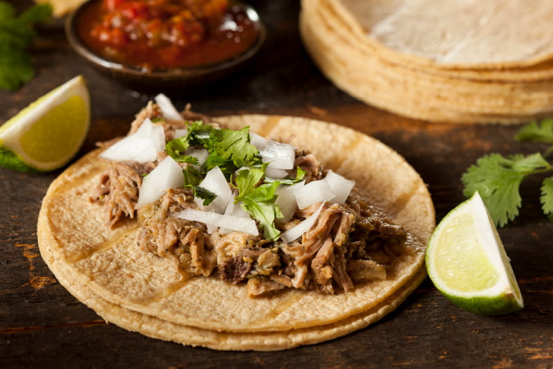 Chasing Authentic Mexican Taco Flavor