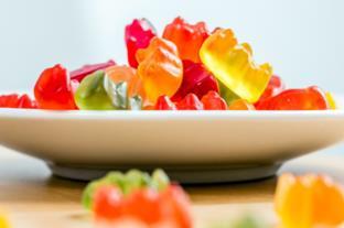 Flavor Cell Gummy Bears