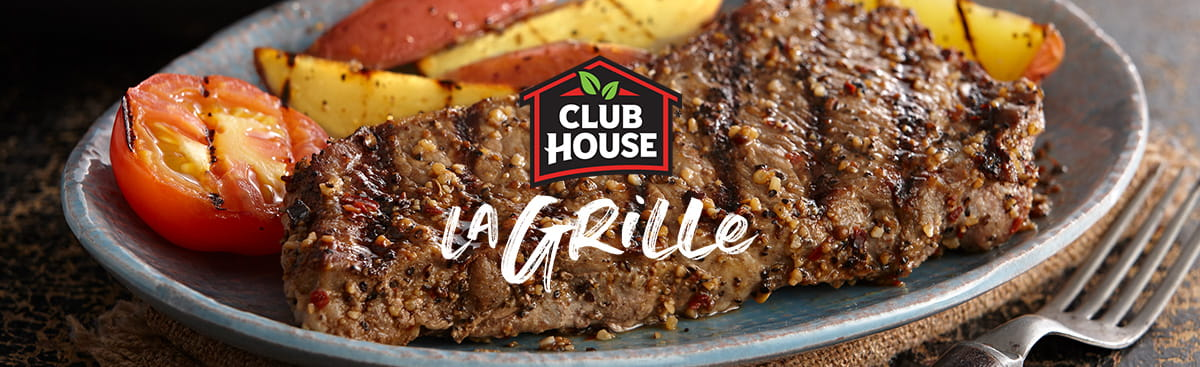 Club House Le Grille® Products