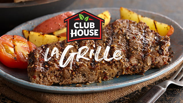 Club House Le Grille