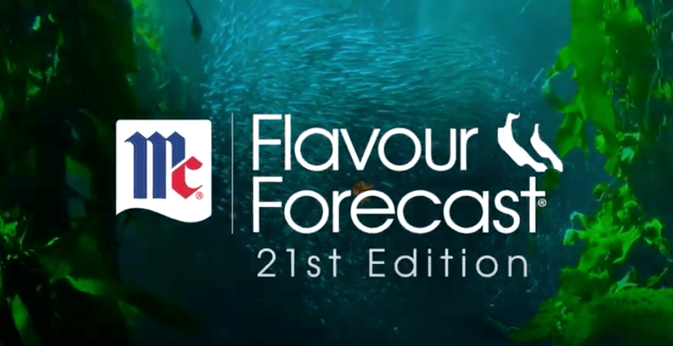Flavour Forecast Main Video