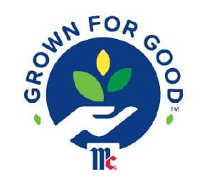 grown for good logo