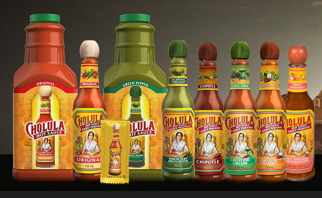 Cholula Products