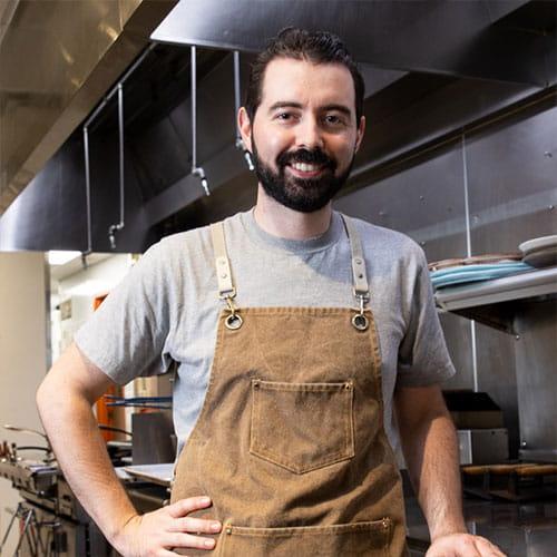 Chef Chris Oliveria