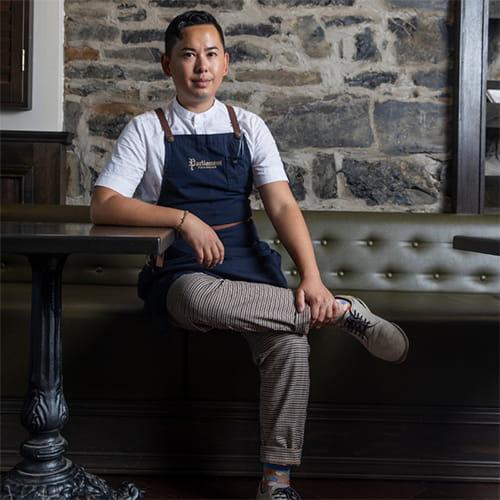 Chef Chanthy Yen