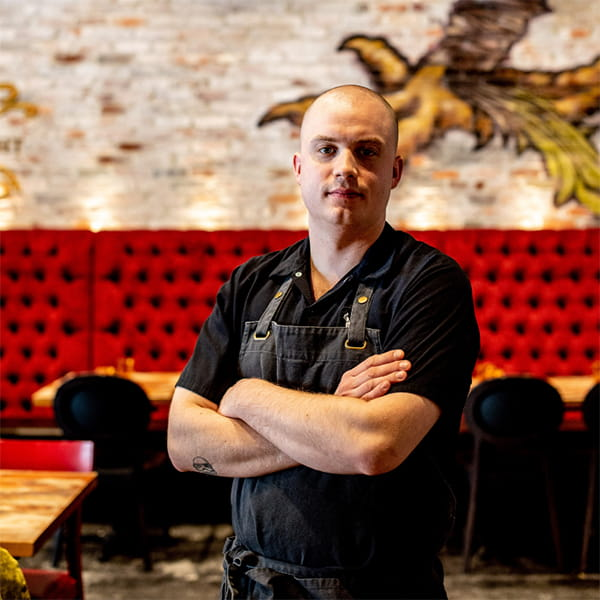 Chef Jessie Friesen