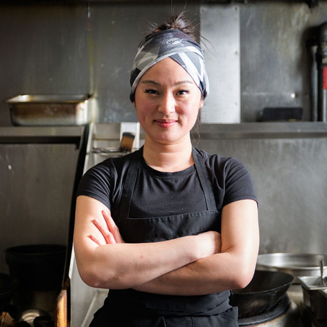 Chef Joanna Liu