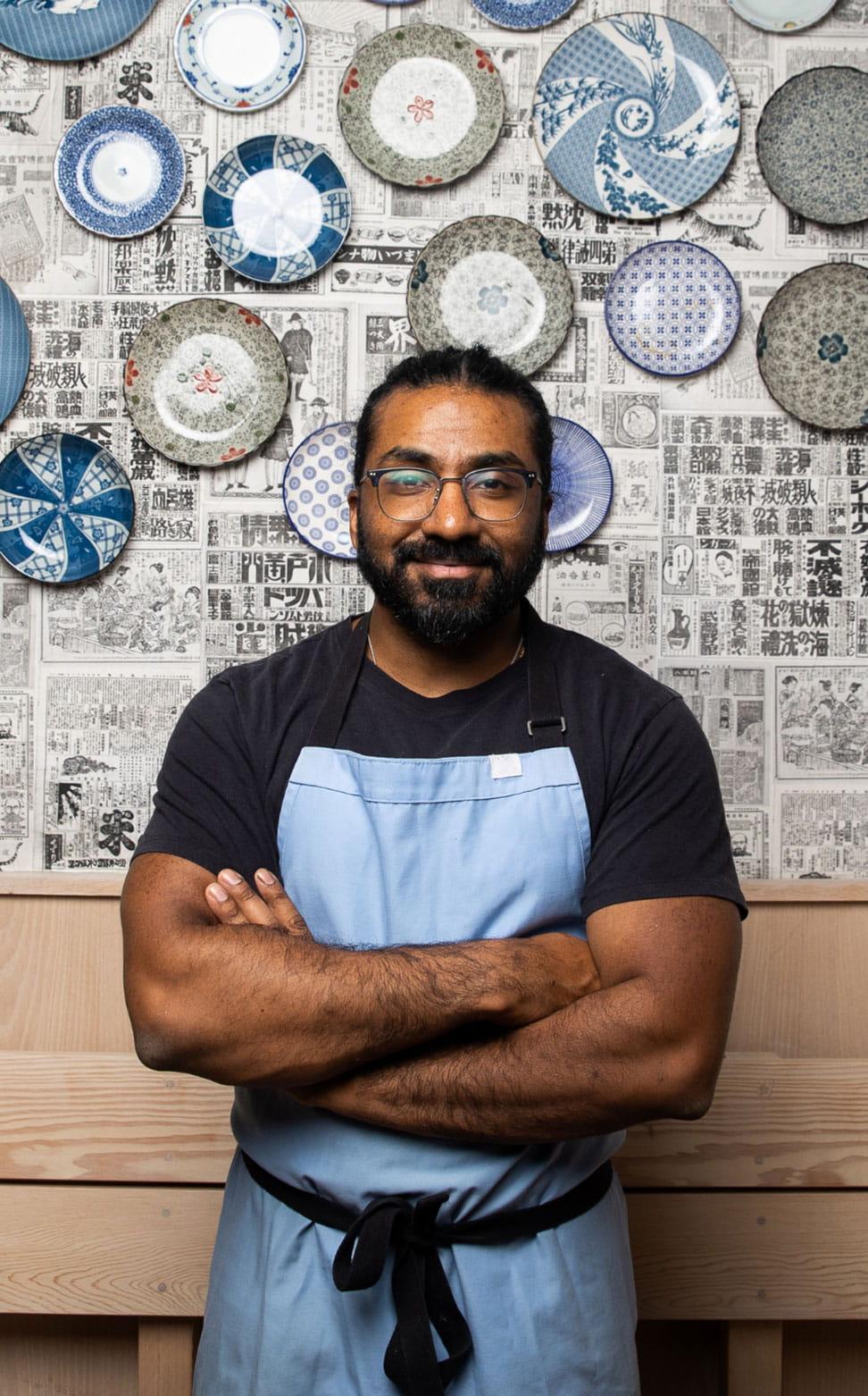 Chef Alvin Pillay