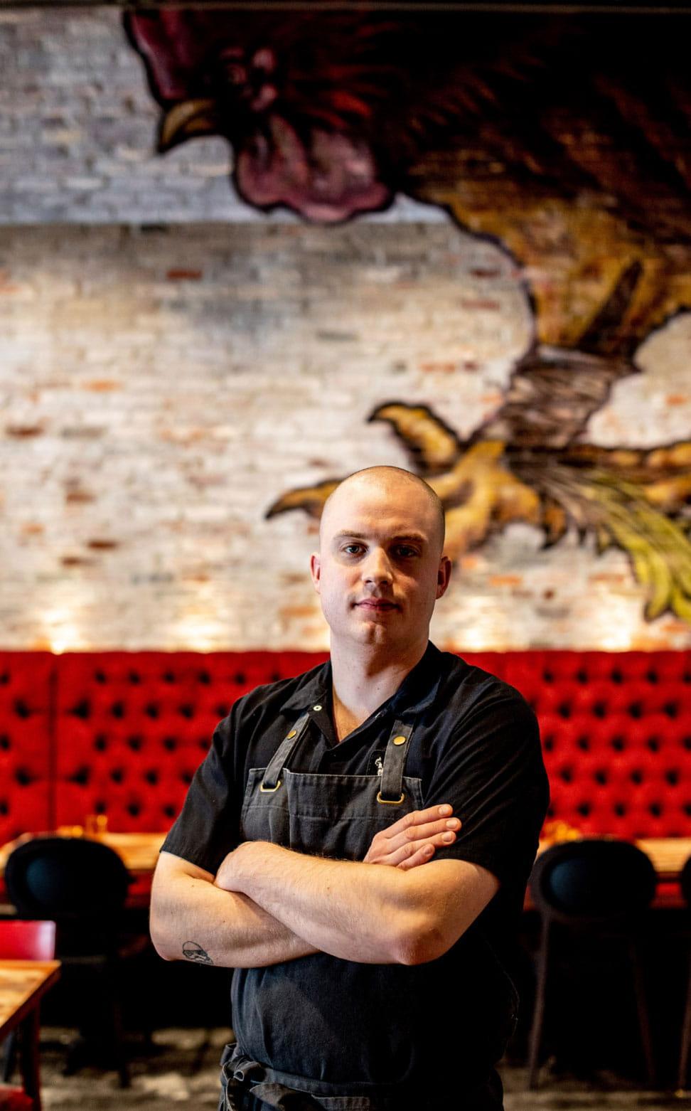 Chef Jesse Friesen