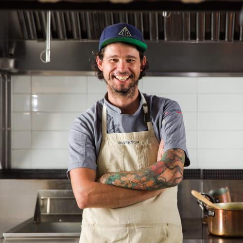 Chef Adam Hynam Smith