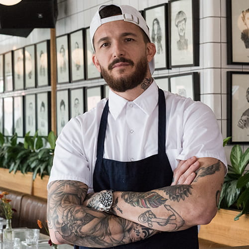 Chef Contributors, Jeremie Falissard, Montreal