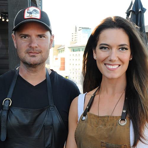 Chef Contributors, John Jackson, Connie DeSousa, Calgary