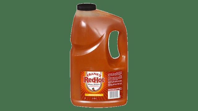 Frank's RedHot Original Cayenne Pepper Sauce 378L