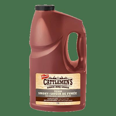 Cattlemen's Texas Style Smoky BBQ Sauce