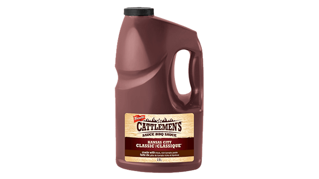 Cattlemen's Kansas City Classic BBQ Sauce