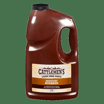 Cattlemen's Kentucky Bourbon BBQ Sauce