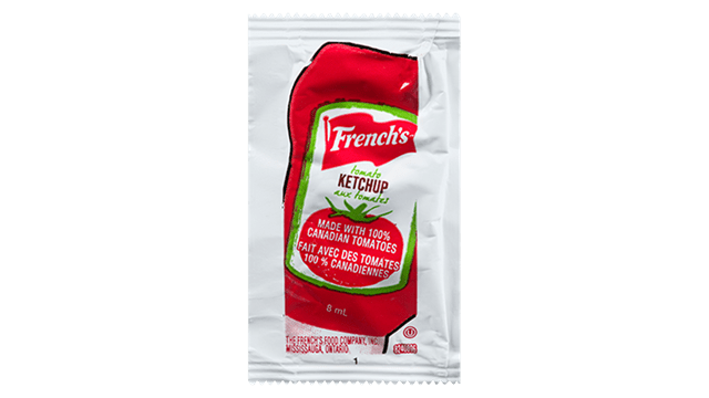 French's Tomato Ketchup Packets 1500 8ML