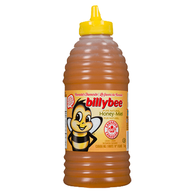 58500000242_billy_bee_liquid_white_honey_large_beehive_squeeze_bottle_400x400