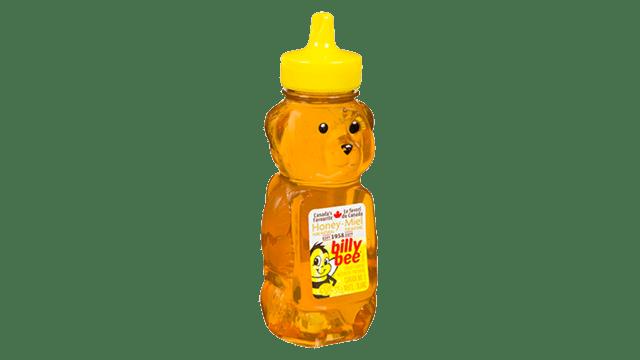 Billy Bee Liquid White Honey Bear375 GR