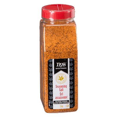 Hy's of Canada Seasoning Salt No MSG1 KG