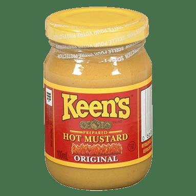 Keen's of Canada Mustard Hot Prepared 100 ML