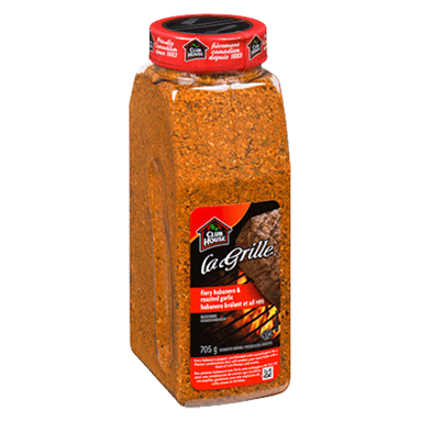 Club House La Grille Fiery Habanero Roasted Garlic 705 GR