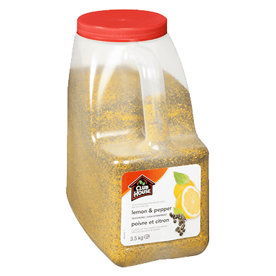 Club House Lemon  Pepper Seasoning35 KG