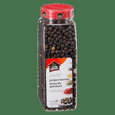 Club House Juniper Berries315 GR