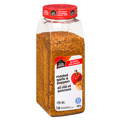 Club House Roasted Garlic  Peppers660 GR