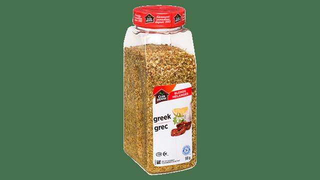 Club House Greek Seasoning510 GR