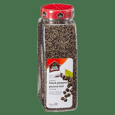 Club House Pepper Black Cracked520 GR