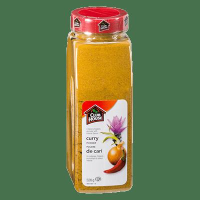 Club House Curry Powder520 GR