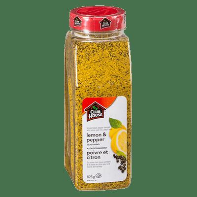 Club House Lemon  Pepper Seasoning825 GR