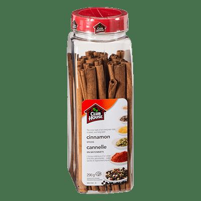 Club House Cinnamon Sticks290 GR