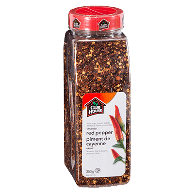 Club House Red Pepper Crushed350 GR