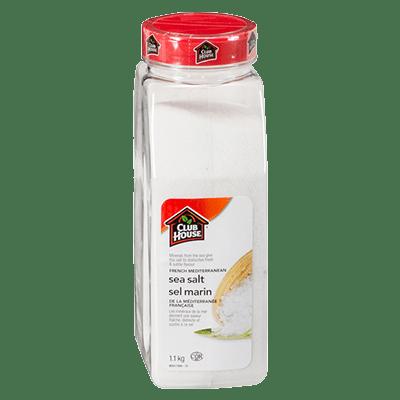 Club House Sea Salt French Mediterranean11 KG