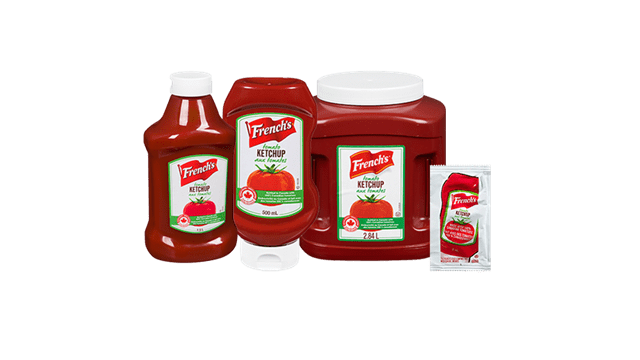 French's Tomato Ketchup 115L