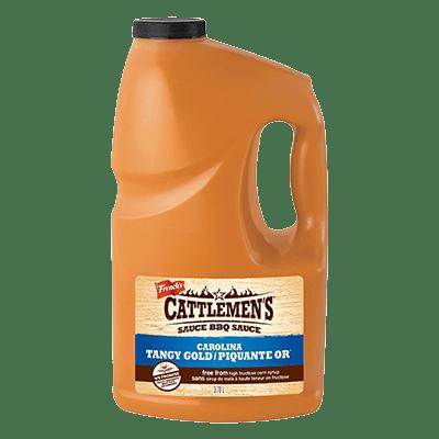 Cattlemen's Carolina Style Tangy Gold BBQ Sauce