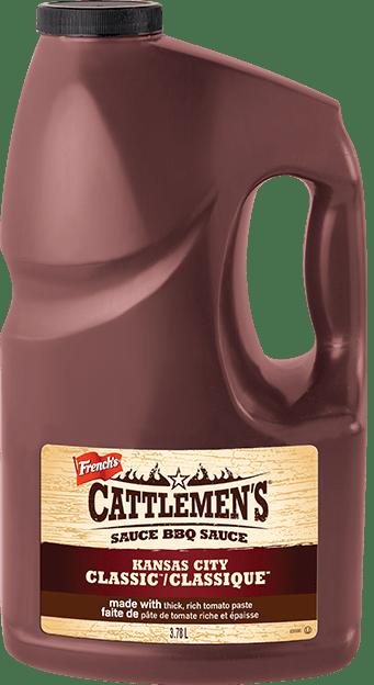 Cattlemen's<sup>®</sup> Kansas City Style Classic<sup>TM</sup> BBQ Sauce