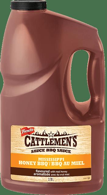 de sauce BBQ Cattlemen's<sup>MD</sup> Mississippi BBQ au miel