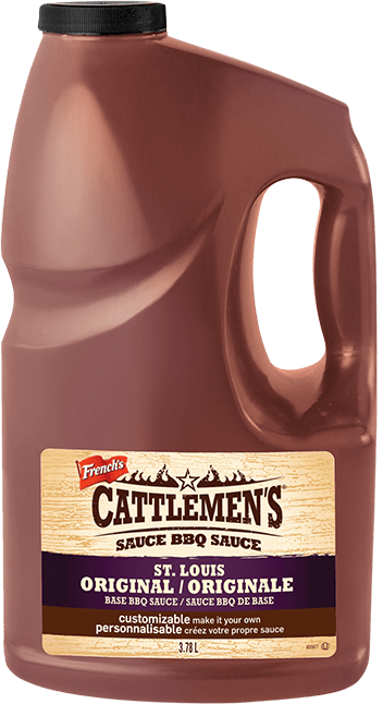 de sauce BBQ Cattlemen's<sup>MD</sup> St. Louis Originale