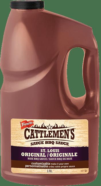 Cattlemen's<sup>®</sup> St. Louis Style Original<sup>TM</sup> BBQ Sauce