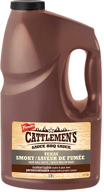 Cattlemen's<sup>®</sup> Texas Style Smoky<sup>TM</sup> BBQ Sauce