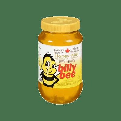 Miel blanc liquide