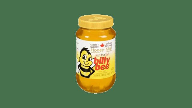 Miel ambre liquide