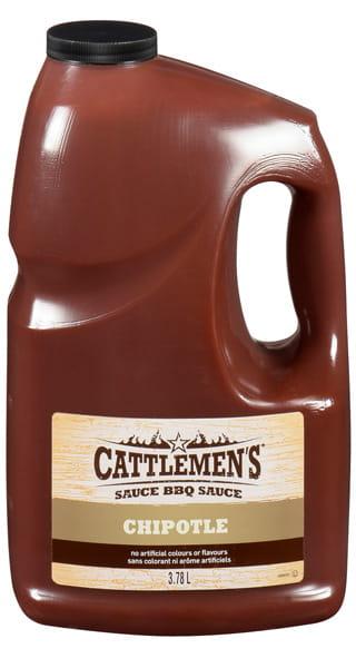 Cattlemen's® Chipotle Sauce BBQ