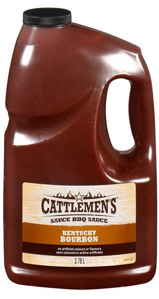 Cattlemen's®  Kentucky Bourbon Sauce BBQ